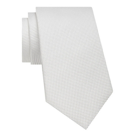 Textured Woven Tie, ${color}