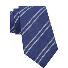 Striped Textured Tie