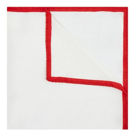Twill Pocket Square, ${color}