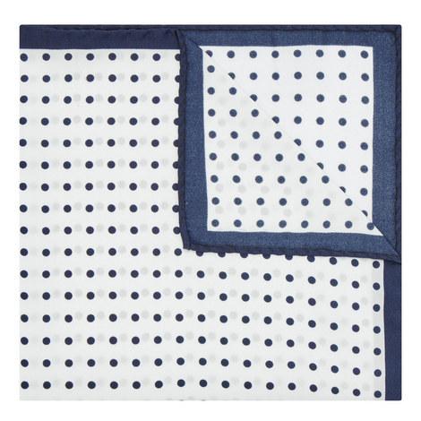 Polka Dot Pocket Square, ${color}