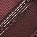 Diagonal Striped Silk Tie, ${color}