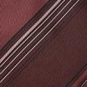 Diagonal Striped Silk Tie, ${color}