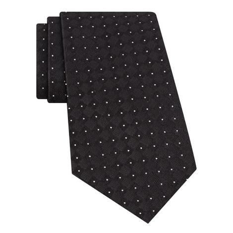 Pin Dot Silk Tie, ${color}