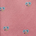 Twill Floral Tie, ${color}