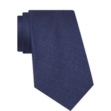 Textured Finish Silk Tie