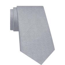 Textured Finish Silk Tie