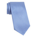 Diamond Pattern Silk Tie, ${color}