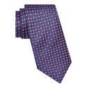 Floral Patterned Silk Tie, ${color}