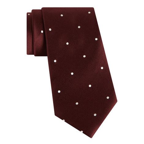 Dot Pattern Tie, ${color}