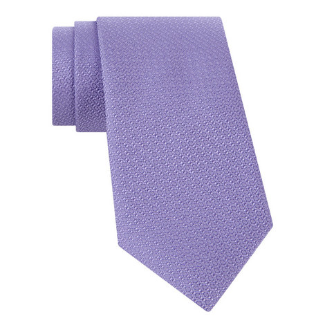 Woven Textured Tie, ${color}