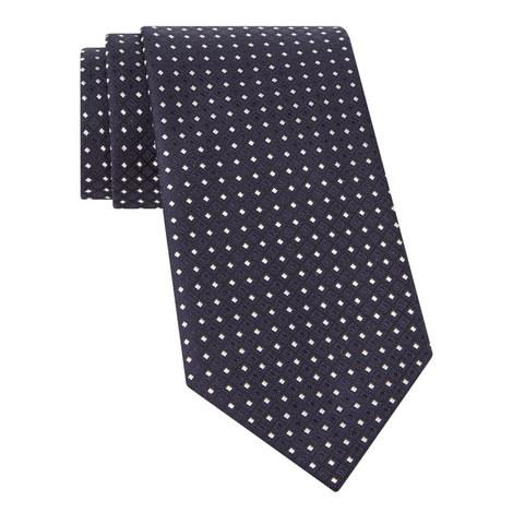 Diamond Pattern Tie, ${color}