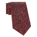 Woven Fleck Pattern Tie, ${color}