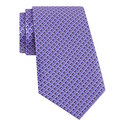 Printed Silk Tie, ${color}