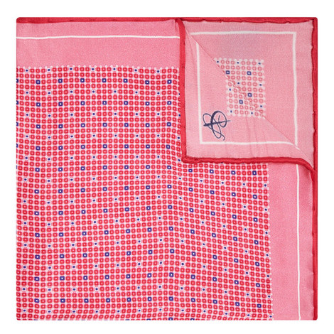 Micro-Square Pocket Square, ${color}