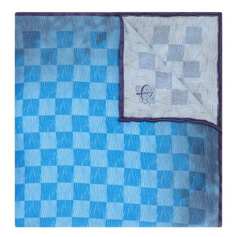 Check Pattern Pocket Square, ${color}