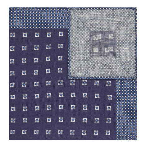Printed Pocket Square, ${color}