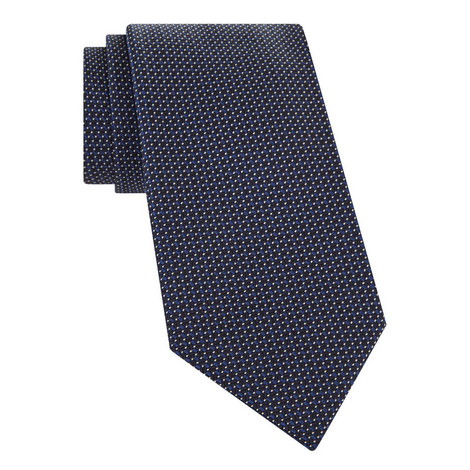 Textured Micro-Pattern Tie , ${color}