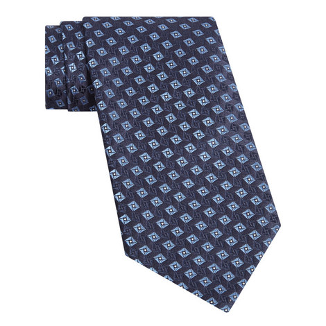 Square Pattern Tie, ${color}