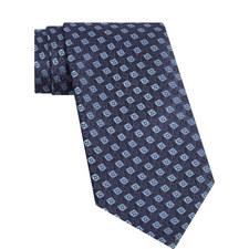 Square Pattern Tie