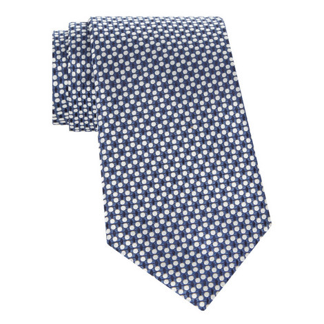 Woven Patterned Tie, ${color}