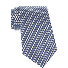 Woven Patterned Tie