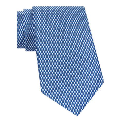 Geometric Print Tie, ${color}