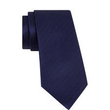 Herringbone Silk Tie