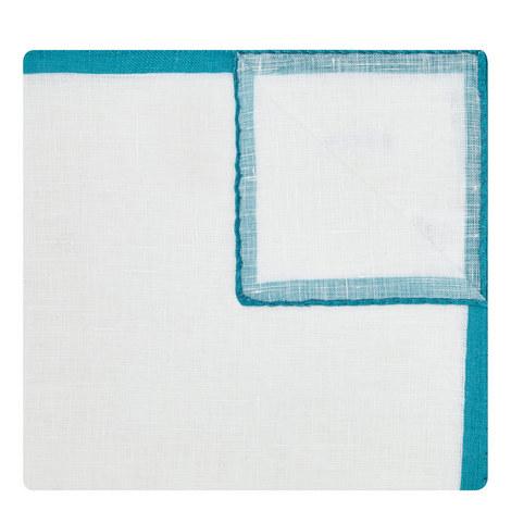Trimmed Pocket Square, ${color}