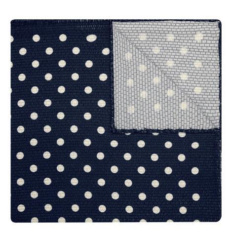 Large Dot Pocket Square, ${color}