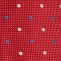 Multi Dot Print Tie, ${color}