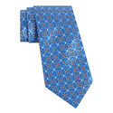 Floral Embroidered Tie, ${color}