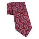 Large Paisley Print Tie, ${color}