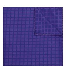 Check Print Pocket Square