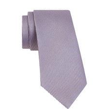 Textured Micro Pin Dot Tie