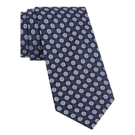 Circle Pattern Tie, ${color}
