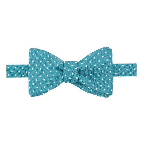 Dot Pattern Bow, ${color}
