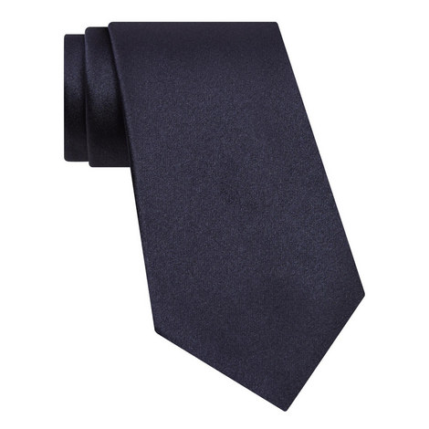 Plain Silk Tie, ${color}