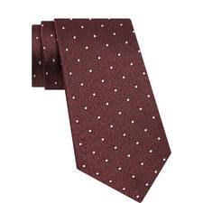 Dot Textured Tie