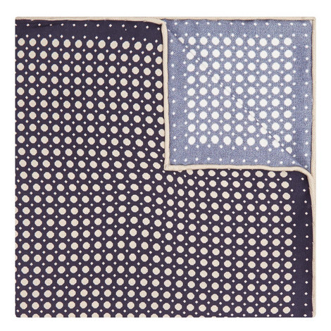 Dot Pattern Pocket Square, ${color}