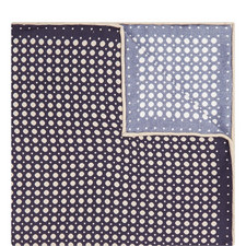 Dot Pattern Pocket Square