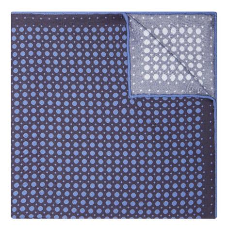 Dot Pattern Pocket Square, ${color}