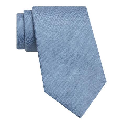 Herringbone Pattern Tie, ${color}