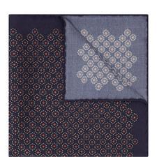 Geometric Pattern Pocket Square