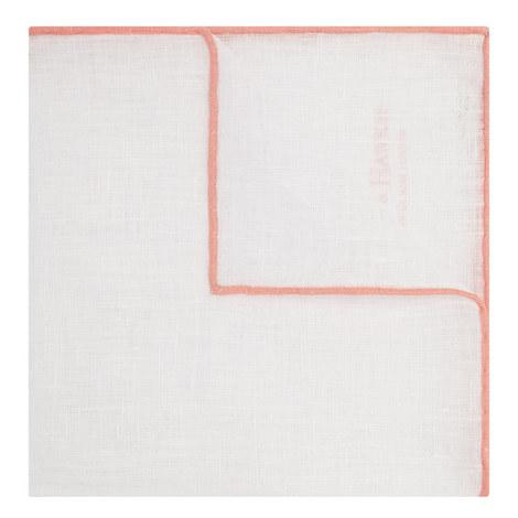 Border Pocket Square, ${color}