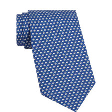 Coffee Cup Print Tie