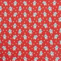 Penguin Print Silk Tie, ${color}