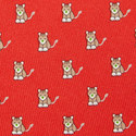 Dog Print Tie, ${color}