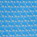 Elephant With Umbrella Print Tie, ${color}