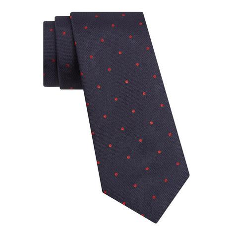 Dalmine Bordeaux Tie, ${color}