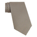 Flower Print Tie, ${color}